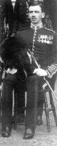Major Alan Gordon
